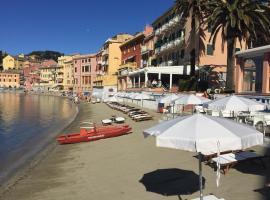 Hotel Miramare & Spa, hotel in Sestri Levante