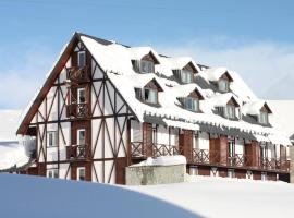 Edelweiss Hotel, отель в Гудаури