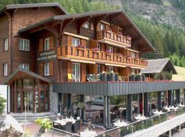 Hotel Restaurant Waldhaus, hotel in Leukerbad