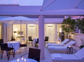 White Villa Tel Aviv Hotel, hotel a Tel Aviv