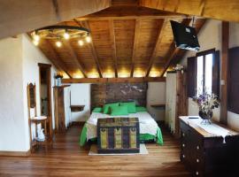 Casa Rural Bioenergética La Serrezuela, hotel near Yacimientos de Atapuerca, Olmos de Atapuerca