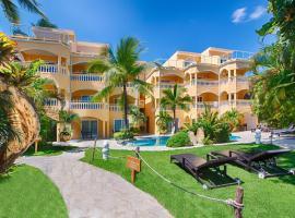 Hotel Villa Taina, hotel in Cabarete