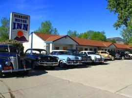 Sunrise Motor Inn, motel in Cody