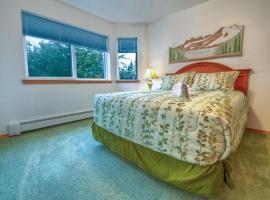 Frontier Suites Hotel in Juneau, отель в городе Джуно
