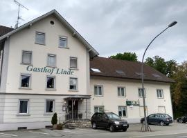 Gasthof Linde, inn in Bregenz