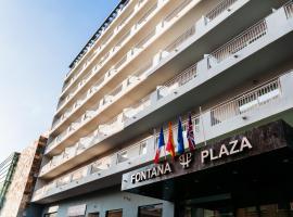 Hotel Fontana Plaza, отель в Торревьехе