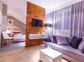 Hotel Falcon – hotel w mieście Rzeszów