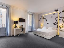 Room Mate Mario, hotel blizu znamenitosti Laguna Metro Station, Madrid