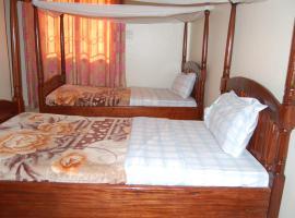 Uhuru 50 Hotel Kasese, hotel in Kasese