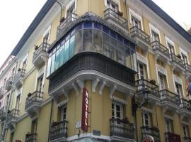 Explanada Hotel Alicante, hotel en Alicante