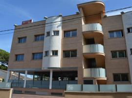 Hotel Pitort, hotel a Castelldefels