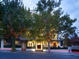 Lyall Hotel And Spa, hotel in South Yarra, Melbourne
