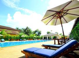 Tinidee Inn, hotel in Ranong