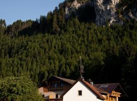 Der Tannenhof, hotel near Neuschwanstein Castle, Reutte