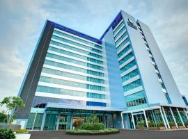 Holiday Inn Express Jakarta International Expo, an IHG hotel, hotel near Jakarta International Expo, Jakarta