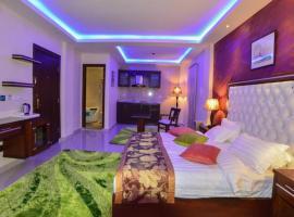 P Quattro Relax Hotel, hotel v destinaci Wadi Musa