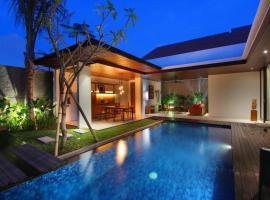 Abia Villas, luxury hotel in Legian