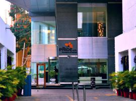 The Pride Hotel, Bangalore – hotel w mieście Bengaluru