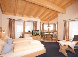 Hotel Landhaus Feldmeier ***S, hotel in Oberammergau