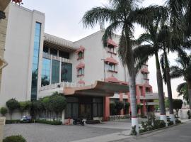 Hotel Jabali Palace, hotel in Jabalpur