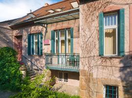 Hotel Abel Pension Budapest, gazdă/cameră de închiriat din Budapesta