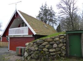 Gundetorp 1572, hotel in Ljungbyhed