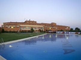 Hotel Acosta Vetonia, hotel near Merida Train Station, Almendralejo
