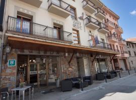 Hotel Sant Roc, hotel in Camprodon