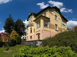 Vila Heide, hotel v České Kamenici