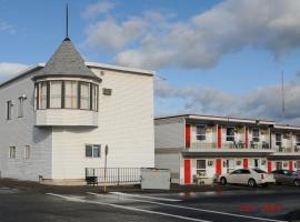 Almo Court Motel, hotel em Cranbrook