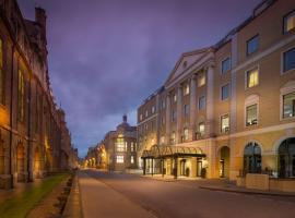 Hilton Cambridge City Centre, hotel in Cambridge