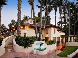 Inn by the Harbor, hotel in Santa Barbara