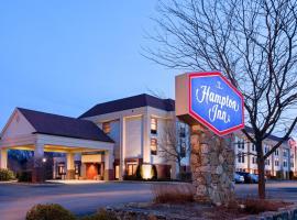 Hampton Inn Franklin, hotel in Franklin