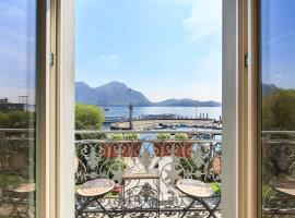 Hotel Ancora, boutique hotel in Verbania