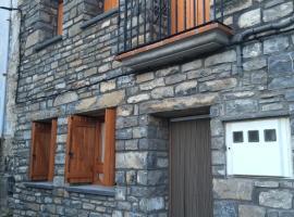Casa Kika, hotel en Boltaña