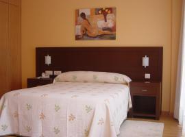 Hostal Acanto, hotel cerca de Aeropuerto de Burgos - RGS,