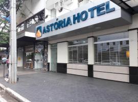 Hotel Astória Maringá, hotel em Maringá