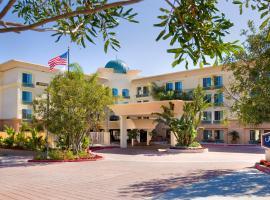 Hampton Inn San Diego/Del Mar, hotel near Scripps Institution of Oceanography, San Diego