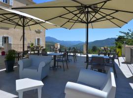 Hôtel U Frascone, hotel in Venaco