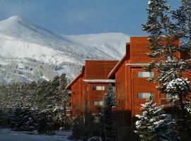 Pine Ridge Condominiums, hotel with jacuzzis in Breckenridge