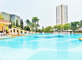 Pattaya Jomtien Holiday Apartments in Jomtien Beach Condominiums ที่พักให้เช่าในหาดจอมเทียน