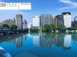 Hotel Flex, hotel in Hiroshima