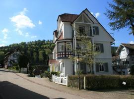 Gästehaus Villa Lina, Ferienwohnung in Bad Herrenalb