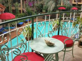 Woodmere Serviced Apartment, apartment in Nairobi