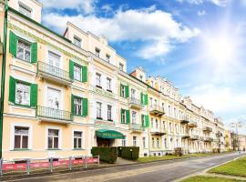 Hotel Melodie, hotel v destinaci Františkovy Lázně