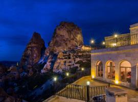 Seraphim Cave Hotel, hotel in Ürgüp
