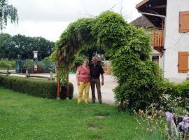 La Bardelière, hôtel à Corbelin près de: Walibi Rhône-Alpes