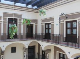 Hotel Gala, hotel en Puebla
