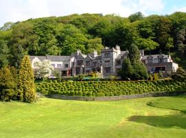 Netherwood Hotel & Spa, hotel with jacuzzis in Grange Over Sands
