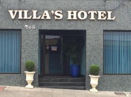 Villas Hotel, hotel near Expo Center Norte, São Paulo